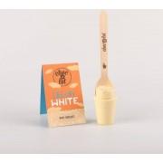 Choc a Lot - Creamy White - Chocolade spoon (3 stuks)