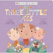 The Three Little Pigs, Hardcover/Carly Gledhill