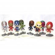 Marvel Avengers original minis sobre sorpresa