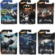 Masinuta Hot Wheels Batman DFK69 Diverse modele Black