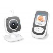 Monitor video pentru bebelusi cu functie de zoom digital BY77