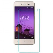 Wildfab Hammer Proof Flexiable Glass Guard Impossible Screen Protector Screen Guard (Better than Tempered Glass) for LAVA Z50
