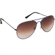 Arzonai Classic MA-007-S6 Unisex Aviator Sunglasses