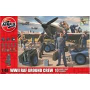 Kit constructie Airfix soldati WWII RAF Ground Crew