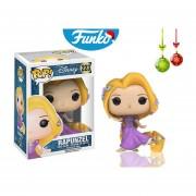 Rapunzel Funko pop princesa disney pelicula enredados trenza