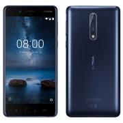 Nokia 8 64GB, 4GB RAM dual sim Смартфон