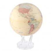 Glob pamantesc rotativ solar Mova Yellow XXL