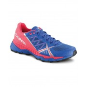 Scarpa Spin RS Wmn - Sko - Dazzling Blue-Punch Fluo - 37