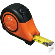 BAHCO MTB-5-25-M Tape Measure with Magnetic Tip 5 m
