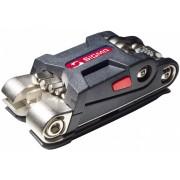 Sigma mini tool PT 14 zwart/zilver 16 delig