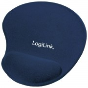 "Mouse Pad silicon, blue, Logilink ""(ID0027B)"