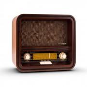 Auna Belle Epoque 1901 Retro-Radio Nostalgieradio UKW MW USB MP3