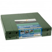 Aquaplan dak-/draintegel groen 50x50 cm 1 m² 4 stuks