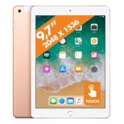 Apple tablet iPad (2018) Wifi + 4G (32GB) goud