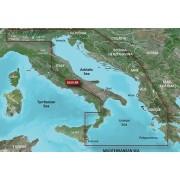 Garmin Italy, Adriatic Sea Garmin microSD™/SD™ card: HXEU014R