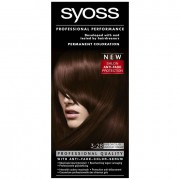 Syoss Professional Haarverf 3-28 Pure Chocolade
