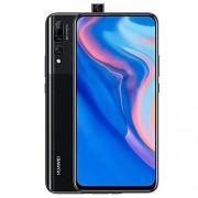 Huawei Y9 Prime 2019 (128 GB, 4 GB RAM) pantalla de 6.59 pulgadas, 3 cámaras AI, batería de 4000 mAh, Dual SIM GSM desbloqueado de fábrica STK-LX3, US & Global 4G LTE modelo internacional, 128 GB, Negro (Midnight black)