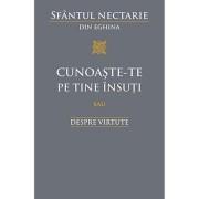 Editura Sophia/Metafraze Cunoaste-te pe tine insuti - sf. nectarie din egina