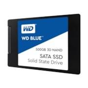 """WD Blue WDS500G2B0A 500 GB Solid State Drive - 2.5"""" Internal - SATA (SATA/600)"""