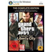Grand Theft Auto IV Complete Edition /PC