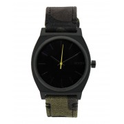 ユニセックス NIXON Time Teller 腕時計 ブラック