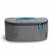 Crumpler Cooler Pack L Rucksackeinsatz grau / eisblau 6.4 L