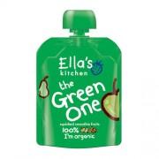 Ellas Kitchen Babysmoothie Den Grønne Ø 6 Mdr - 90 G