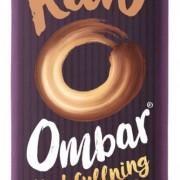 Ombar Choklad Fylld Kokos & Vanilj 35 g