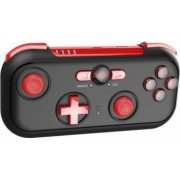 Controller joystick gamepad IPEGA PG-9085 Red Wizzard wireless bluetooth pentru Android - Nintendo - Switch - Win Negru