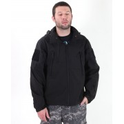 veste pour hommes printemps / automne (softshell) ROTHCO - SPECIAL OPS - BLK - 9767