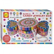 ALEX Toys Dylans Candy Bar Bling A Candy Jewelry Box