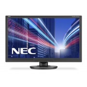 """NEC AccuSync AS242W - Monitor LED - 24"""" (24"""" visível) - 1920 x 1080 Full HD (1080p) - TN - 250 cd/m² - 1000:1 - 5 ms - DVI-D, V"""