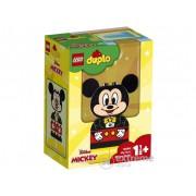 LEGO Duplo Disney - Prima mea construcție Mickey (10898)
