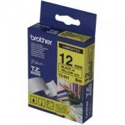 Ламинирана лента Brother TZ-E631 Tape Black on Yellow, Laminated, 12mm, 8m - Eco - TZE631