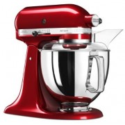 Mixer cu bol KitchenAid Artisan Elegance 2017, 4.8l, 300W (Candy Apple)