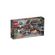 Lego Klocki LEGO Jurassic World 75932 Pościg raptorów