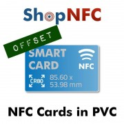 Tessere NFC Personalizzate - Stampa Offset