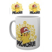Cana Pokemon ORIGINAL Pikachu
