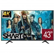 Pantalla Sharp Smart Tv 4k Fhd Lc-43n610cu 43 Pulgadas
