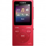 Sony NW-E393 mp4-player 4 GB crvena
