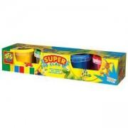 Детски комплект с пластелин, SES, 080918