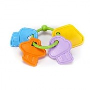 Green Toys My First Keys Baby Toy