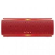 Тонколона Sony SRS-XB21, 2.0, безжична, с Bluetooth, NFC, с микрофон, IP67, червена