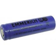 Acumulator Li-Ion 18650 Flat-Top, 3.7 V, 800 mAh, Emmerich