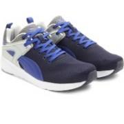 Puma ArilBlaze Men Running Shoes For Men(Blue, Grey)