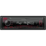 Kenwood Kmm-204 Autoradio Android 1 Din Mp3 Usb Stereo Auto Ingresso Aux Colore Nero - Kmm-204