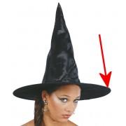 klobouk BLACK WITCH - POŠKOZENÝ - BEA041