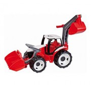 Tractor cu excavator si cupa Gigant plastic, 102 cm, sustine 100 kg