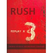 Rush: Replay X3 [3 DVD/CD] [DVD]