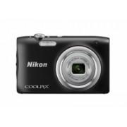 Cámara Digital Nikon COOLPIX A100, 20.1MP, Zoom óptico 5X, Negro